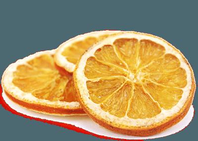 میوه خشک شده پرتقال